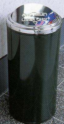 swivel top bin